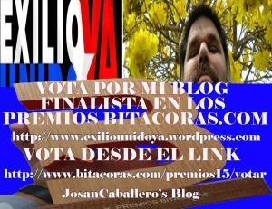 JosanenBitacoras2015exiliounidoya